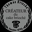 Créateur du cake brioche