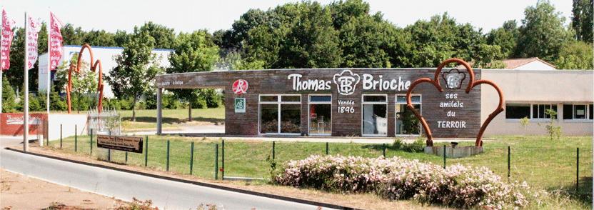 ESPACE THOMAS BRIOCHE