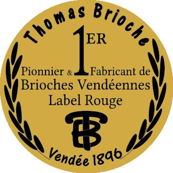 1er fabricant Brioches Vendéennes Label Rouge